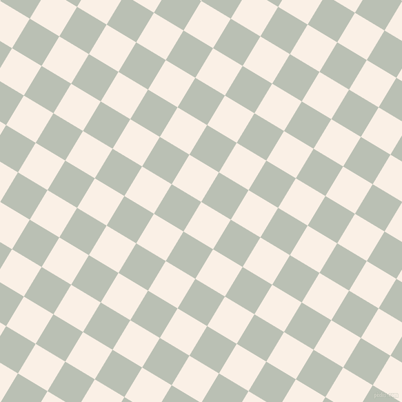 59/149 degree angle diagonal checkered chequered squares checker pattern checkers background, 50 pixel square size, , Linen and Pumice checkers chequered checkered squares seamless tileable