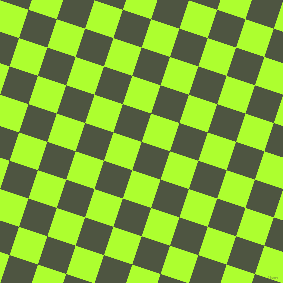 72/162 degree angle diagonal checkered chequered squares checker pattern checkers background, 99 pixel squares size, , Lunar Green and Green Yellow checkers chequered checkered squares seamless tileable