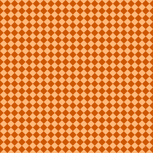 45/135 degree angle diagonal checkered chequered squares checker pattern checkers background, 17 pixel square size, , Macaroni And Cheese and Tenne Tawny checkers chequered checkered squares seamless tileable
