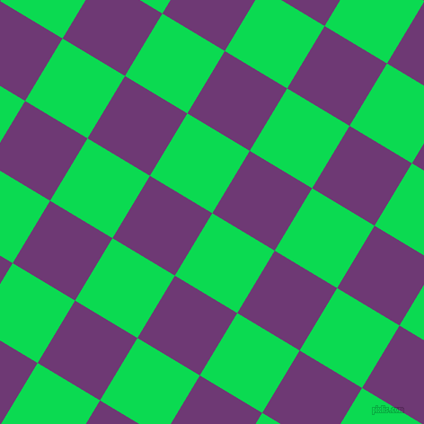 59/149 degree angle diagonal checkered chequered squares checker pattern checkers background, 81 pixel squares size, , Malachite and Eminence checkers chequered checkered squares seamless tileable