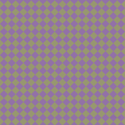 45/135 degree angle diagonal checkered chequered squares checker pattern checkers background, 18 pixel square size, , Malachite Green and Ce Soir checkers chequered checkered squares seamless tileable