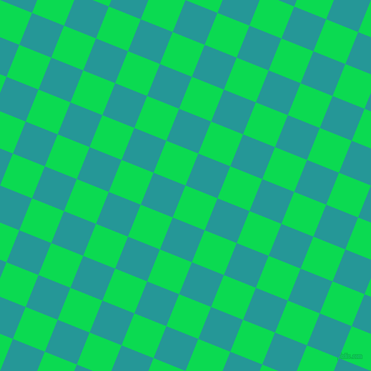 68/158 degree angle diagonal checkered chequered squares checker pattern checkers background, 49 pixel square size, , Malachite and Java checkers chequered checkered squares seamless tileable