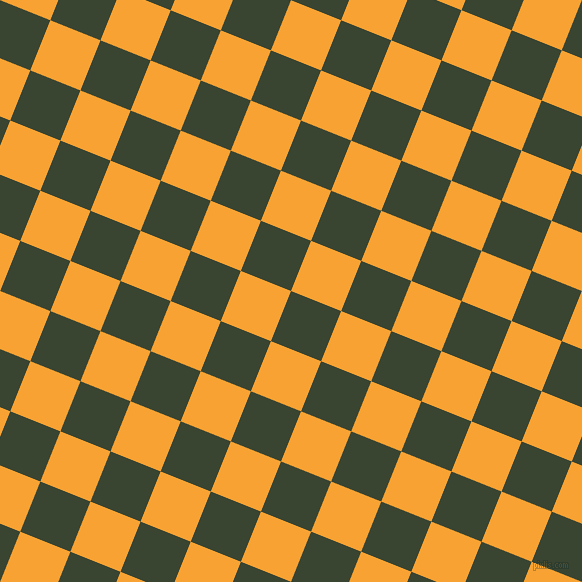 68/158 degree angle diagonal checkered chequered squares checker pattern checkers background, 54 pixel squares size, , Mallard and Lightning Yellow checkers chequered checkered squares seamless tileable