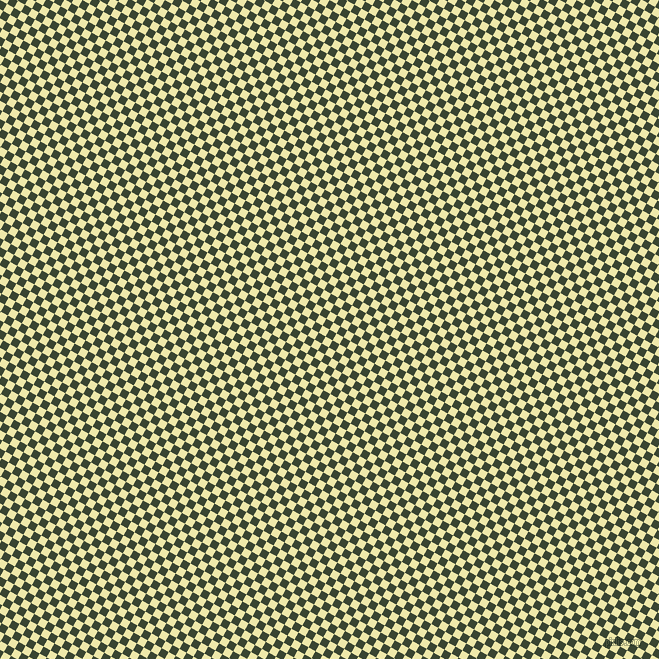 61/151 degree angle diagonal checkered chequered squares checker pattern checkers background, 8 pixel square size, , Mallard and Pale Goldenrod checkers chequered checkered squares seamless tileable