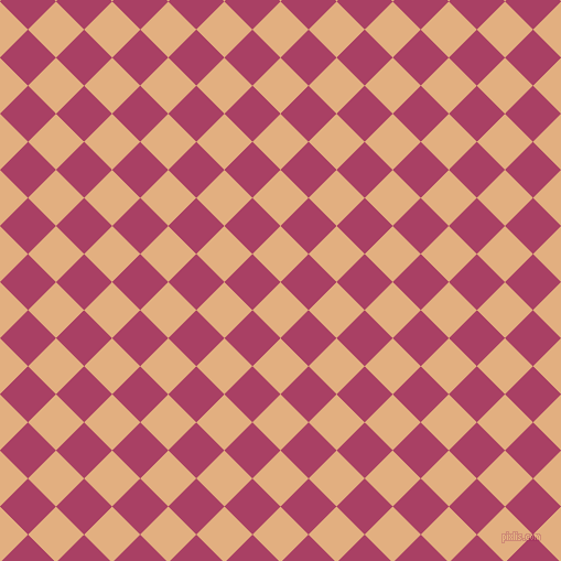 45/135 degree angle diagonal checkered chequered squares checker pattern checkers background, 36 pixel square size, , Manhattan and Rouge checkers chequered checkered squares seamless tileable