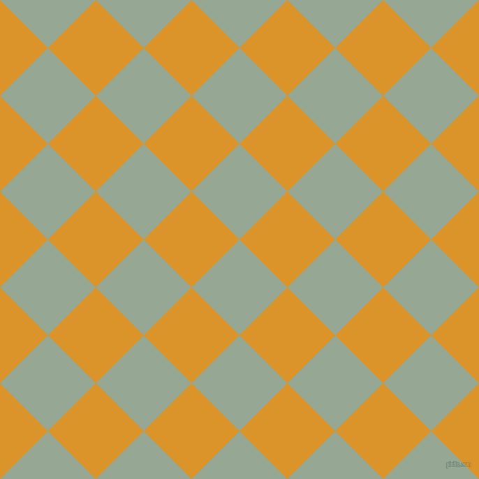 45/135 degree angle diagonal checkered chequered squares checker pattern checkers background, 97 pixel squares size, , Mantle and Buttercup checkers chequered checkered squares seamless tileable