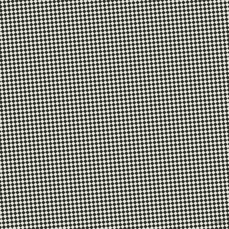 50/140 degree angle diagonal checkered chequered squares checker pattern checkers background, 10 pixel squares size, , Marshland and Black White checkers chequered checkered squares seamless tileable