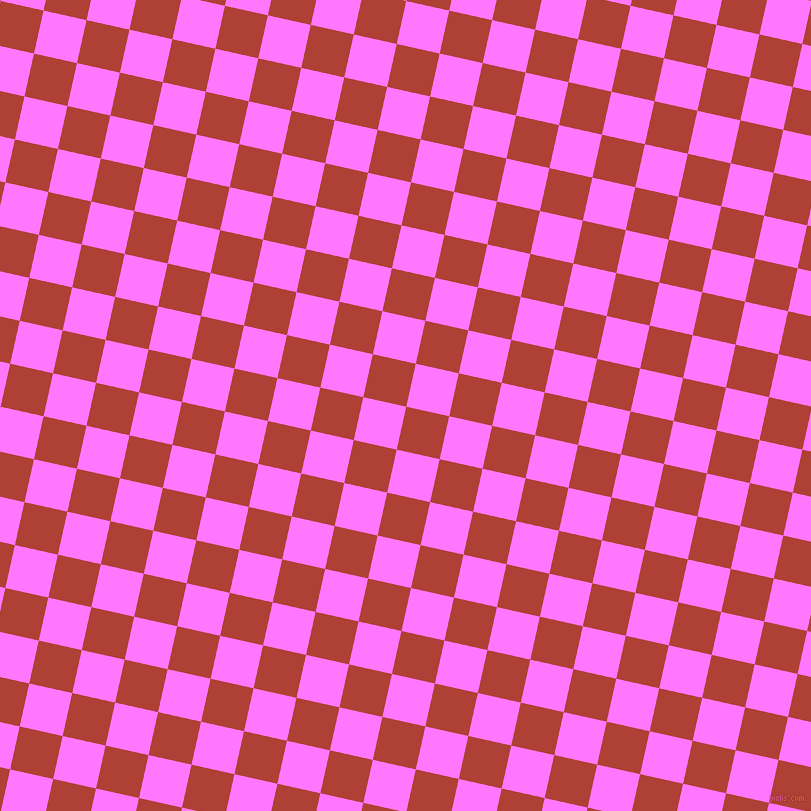 77/167 degree angle diagonal checkered chequered squares checker pattern checkers background, 44 pixel square size, , Medium Carmine and Fuchsia Pink checkers chequered checkered squares seamless tileable