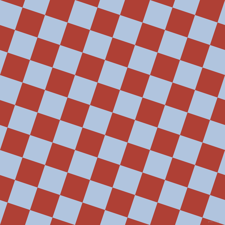 72/162 degree angle diagonal checkered chequered squares checker pattern checkers background, 76 pixel squares size, , Medium Carmine and Light Steel Blue checkers chequered checkered squares seamless tileable