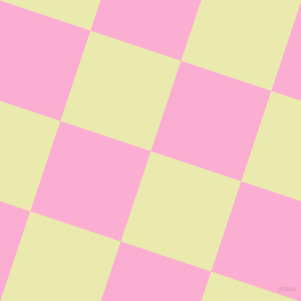 72/162 degree angle diagonal checkered chequered squares checker pattern checkers background, 193 pixel squares size, , Medium Goldenrod and Lavender Pink checkers chequered checkered squares seamless tileable