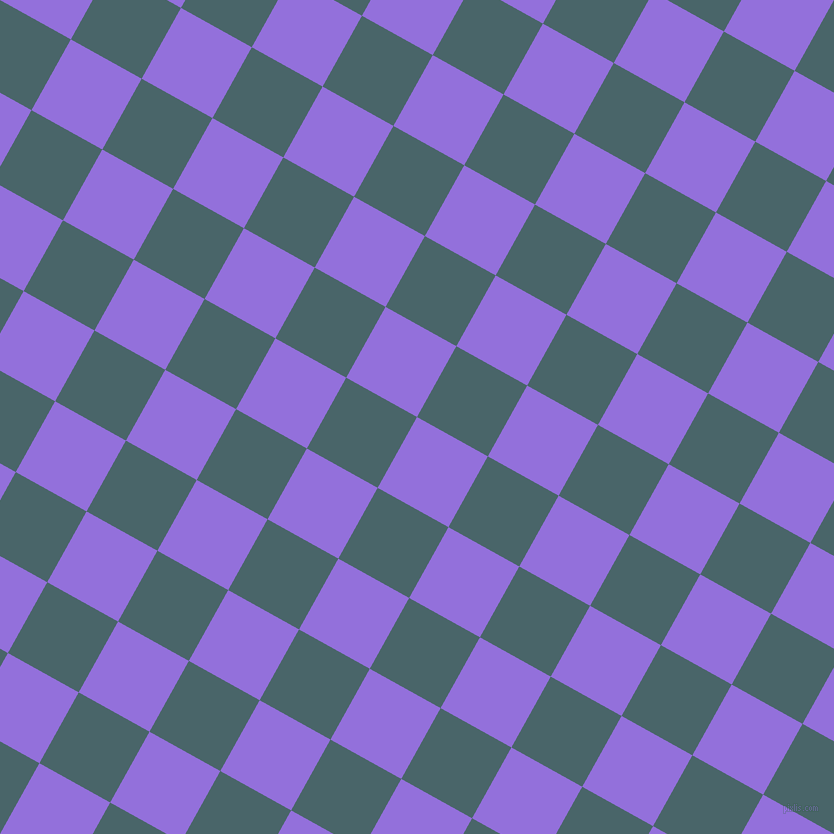 61/151 degree angle diagonal checkered chequered squares checker pattern checkers background, 81 pixel square size, , Medium Purple and Tax Break checkers chequered checkered squares seamless tileable