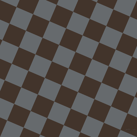 67/157 degree angle diagonal checkered chequered squares checker pattern checkers background, 63 pixel square size, , Mid Grey and Slugger checkers chequered checkered squares seamless tileable