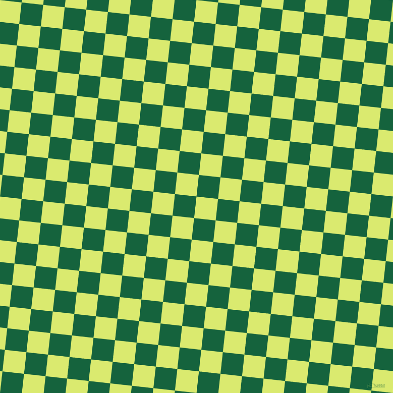 84/174 degree angle diagonal checkered chequered squares checker pattern checkers background, 43 pixel squares size, , Mindaro and Fun Green checkers chequered checkered squares seamless tileable