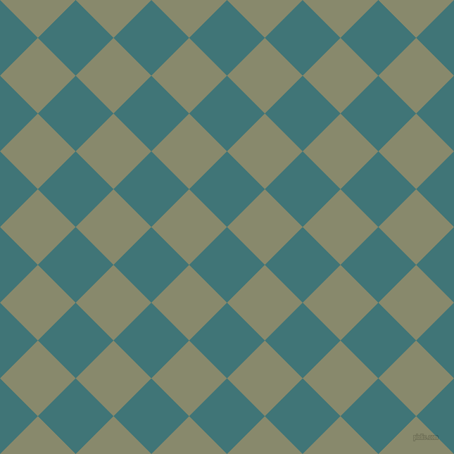 45/135 degree angle diagonal checkered chequered squares checker pattern checkers background, 76 pixel square size, , Ming and Bitter checkers chequered checkered squares seamless tileable