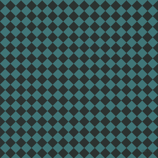 45/135 degree angle diagonal checkered chequered squares checker pattern checkers background, 24 pixel squares size, , Ming and Woodsmoke checkers chequered checkered squares seamless tileable