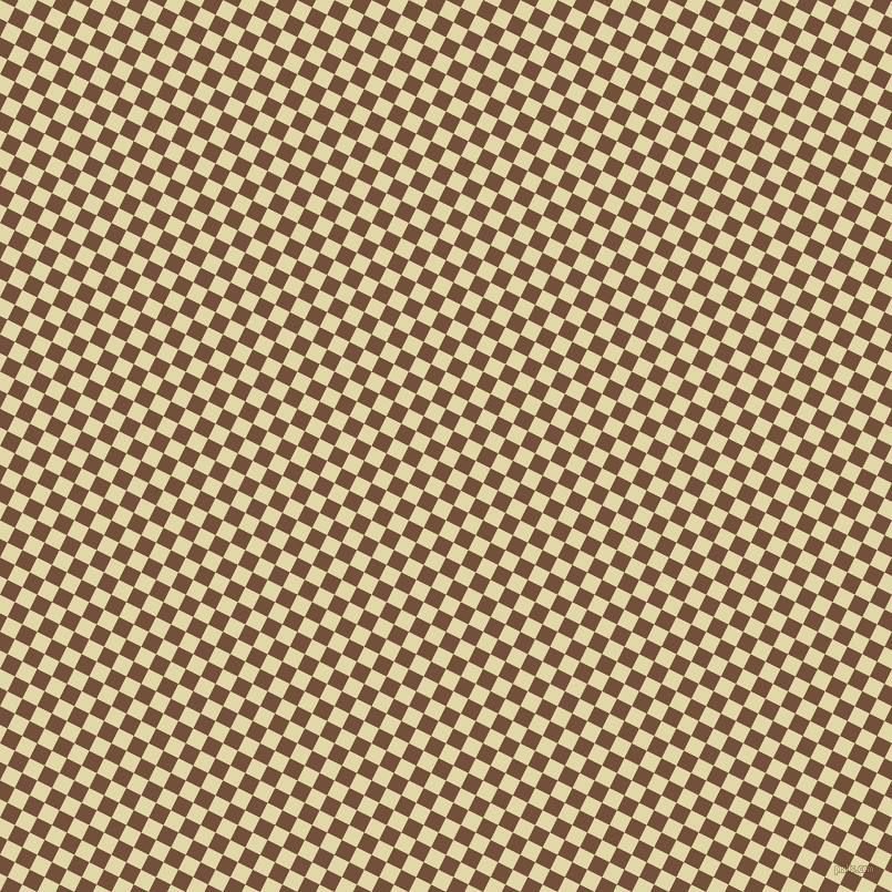 63/153 degree angle diagonal checkered chequered squares checker pattern checkers background, 15 pixel squares size, , Mint Julep and Old Copper checkers chequered checkered squares seamless tileable
