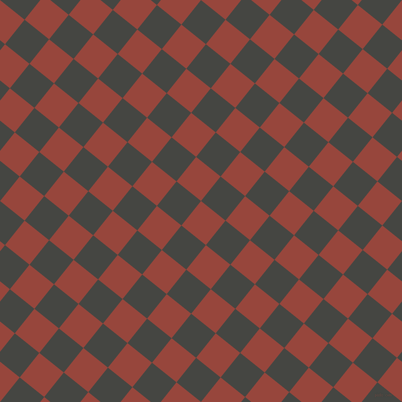 51/141 degree angle diagonal checkered chequered squares checker pattern checkers background, 64 pixel squares size, , Mojo and Tuatara checkers chequered checkered squares seamless tileable