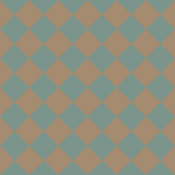45/135 degree angle diagonal checkered chequered squares checker pattern checkers background, 68 pixel square size, , Mongoose and Granny Smith checkers chequered checkered squares seamless tileable