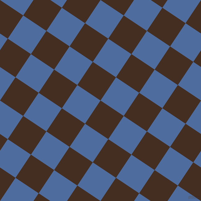 56/146 degree angle diagonal checkered chequered squares checker pattern checkers background, 90 pixel square size, , Morocco Brown and San Marino checkers chequered checkered squares seamless tileable