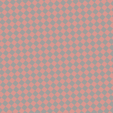 51/141 degree angle diagonal checkered chequered squares checker pattern checkers background, 18 pixel squares size, , Mountain Mist and Petite Orchid checkers chequered checkered squares seamless tileable