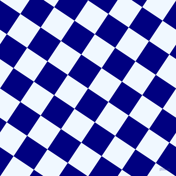 56/146 degree angle diagonal checkered chequered squares checker pattern checkers background, 82 pixel square size, , Navy and Alice Blue checkers chequered checkered squares seamless tileable