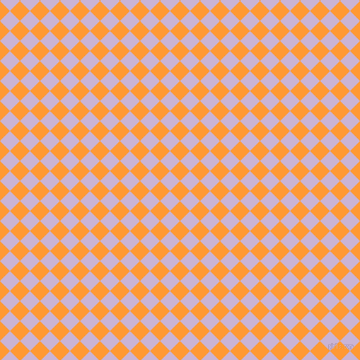 45/135 degree angle diagonal checkered chequered squares checker pattern checkers background, 20 pixel square size, , Neon Carrot and Prelude checkers chequered checkered squares seamless tileable