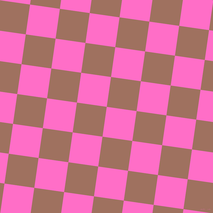 82/172 degree angle diagonal checkered chequered squares checker pattern checkers background, 103 pixel squares size, , Neon Pink and Toast checkers chequered checkered squares seamless tileable