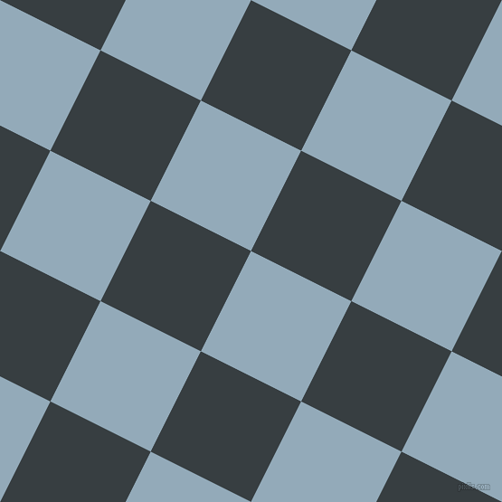 63/153 degree angle diagonal checkered chequered squares checker pattern checkers background, 124 pixel squares size, , Nepal and Mine Shaft checkers chequered checkered squares seamless tileable