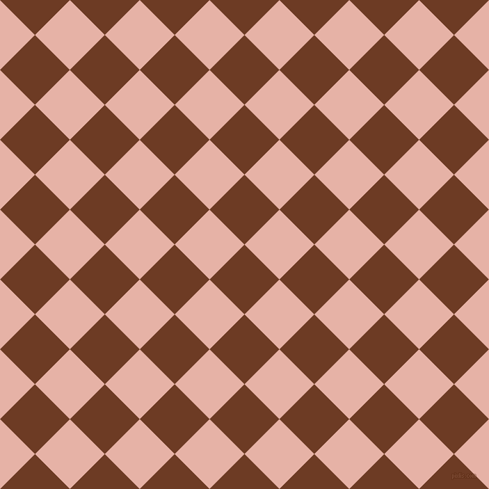 45/135 degree angle diagonal checkered chequered squares checker pattern checkers background, 71 pixel squares size, , New Amber and Shilo checkers chequered checkered squares seamless tileable