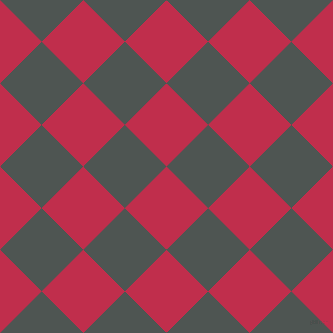 45/135 degree angle diagonal checkered chequered squares checker pattern checkers background, 117 pixel square size, , Old Rose and Cape Cod checkers chequered checkered squares seamless tileable