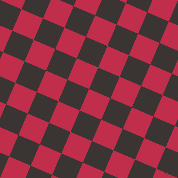 67/157 degree angle diagonal checkered chequered squares checker pattern checkers background, 81 pixel squares size, , Old Rose and Kilamanjaro checkers chequered checkered squares seamless tileable
