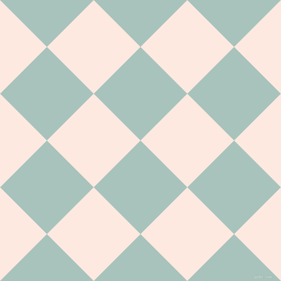 45/135 degree angle diagonal checkered chequered squares checker pattern checkers background, 130 pixel squares size, , Opal and Chablis checkers chequered checkered squares seamless tileable
