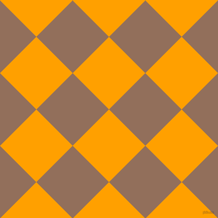 45/135 degree angle diagonal checkered chequered squares checker pattern checkers background, 165 pixel square size, , Orange Peel and Beaver checkers chequered checkered squares seamless tileable