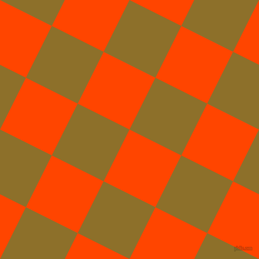 63/153 degree angle diagonal checkered chequered squares checker pattern checkers background, 114 pixel square size, , Orange Red and Corn Harvest checkers chequered checkered squares seamless tileable