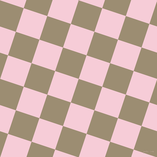 72/162 degree angle diagonal checkered chequered squares checker pattern checkers background, 81 pixel squares size, , Pale Oyster and Pink Lace checkers chequered checkered squares seamless tileable
