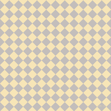 45/135 degree angle diagonal checkered chequered squares checker pattern checkers background, 28 pixel square size, , Pale Slate and Barley White checkers chequered checkered squares seamless tileable