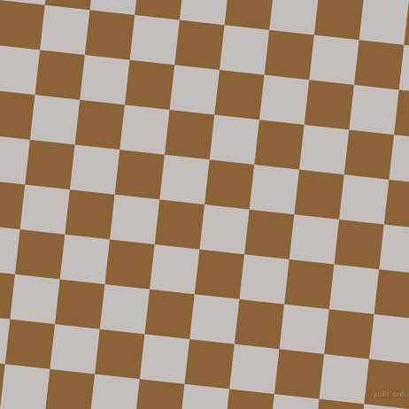84/174 degree angle diagonal checkered chequered squares checker pattern checkers background, 51 pixel squares size, , Pale Slate and McKenzie checkers chequered checkered squares seamless tileable