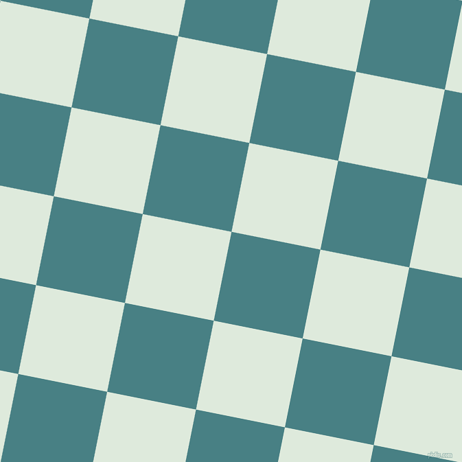 79/169 degree angle diagonal checkered chequered squares checker pattern checkers background, 132 pixel squares size, , Paradiso and Apple Green checkers chequered checkered squares seamless tileable