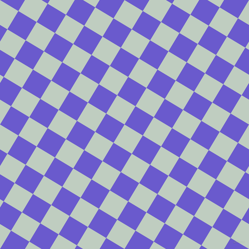 59/149 degree angle diagonal checkered chequered squares checker pattern checkers background, 69 pixel squares size, , Paris White and Slate Blue checkers chequered checkered squares seamless tileable