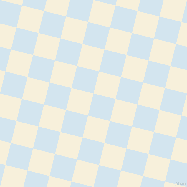 76/166 degree angle diagonal checkered chequered squares checker pattern checkers background, 77 pixel squares size, , Pattens Blue and Apricot White checkers chequered checkered squares seamless tileable