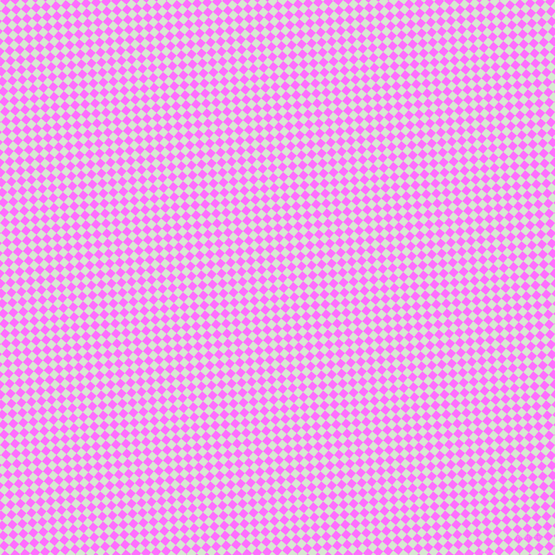50/140 degree angle diagonal checkered chequered squares checker pattern checkers background, 10 pixel squares size, , Peppermint and Ultra Pink checkers chequered checkered squares seamless tileable