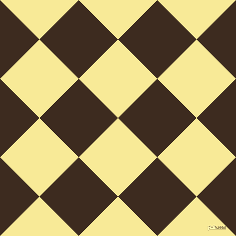 45/135 degree angle diagonal checkered chequered squares checker pattern checkers background, 110 pixel square size, , Picasso and Bistre checkers chequered checkered squares seamless tileable