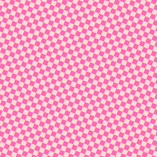68/158 degree angle diagonal checkered chequered squares checker pattern checkers background, 16 pixel squares size, , Pippin and Hot Pink checkers chequered checkered squares seamless tileable