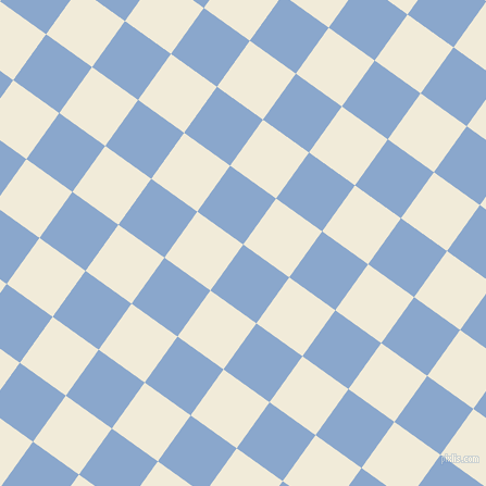 54/144 degree angle diagonal checkered chequered squares checker pattern checkers background, 52 pixel squares size, , Polo Blue and Orchid White checkers chequered checkered squares seamless tileable