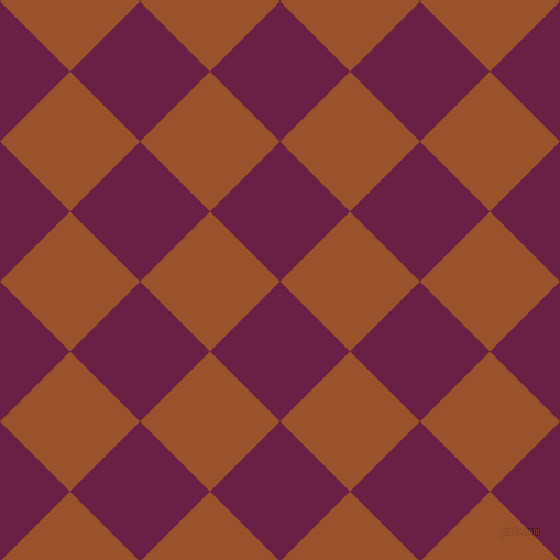 45/135 degree angle diagonal checkered chequered squares checker pattern checkers background, 90 pixel squares size, , Pompadour and Hawaiian Tan checkers chequered checkered squares seamless tileable