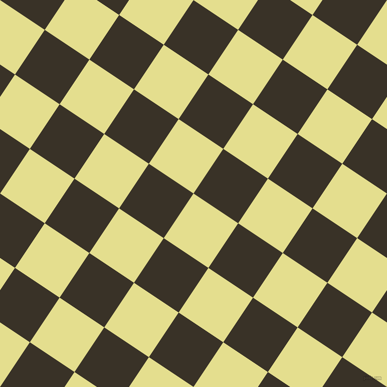 56/146 degree angle diagonal checkered chequered squares checker pattern checkers background, 107 pixel squares size, , Primrose and Creole checkers chequered checkered squares seamless tileable