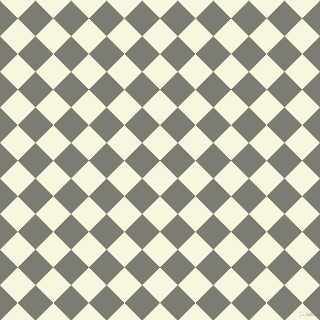 45/135 degree angle diagonal checkered chequered squares checker pattern checkers background, 51 pixel squares size, Promenade and Tapa checkers chequered checkered squares seamless tileable