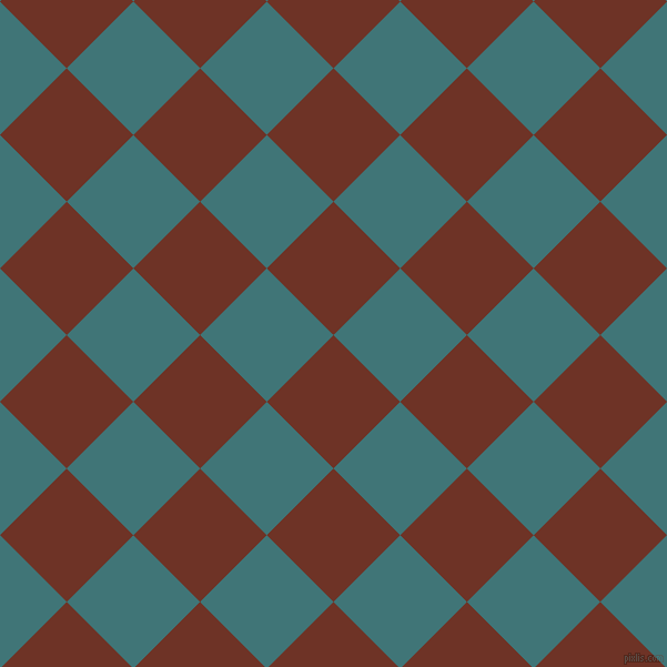 45/135 degree angle diagonal checkered chequered squares checker pattern checkers background, 85 pixel squares size, , Pueblo and Ming checkers chequered checkered squares seamless tileable