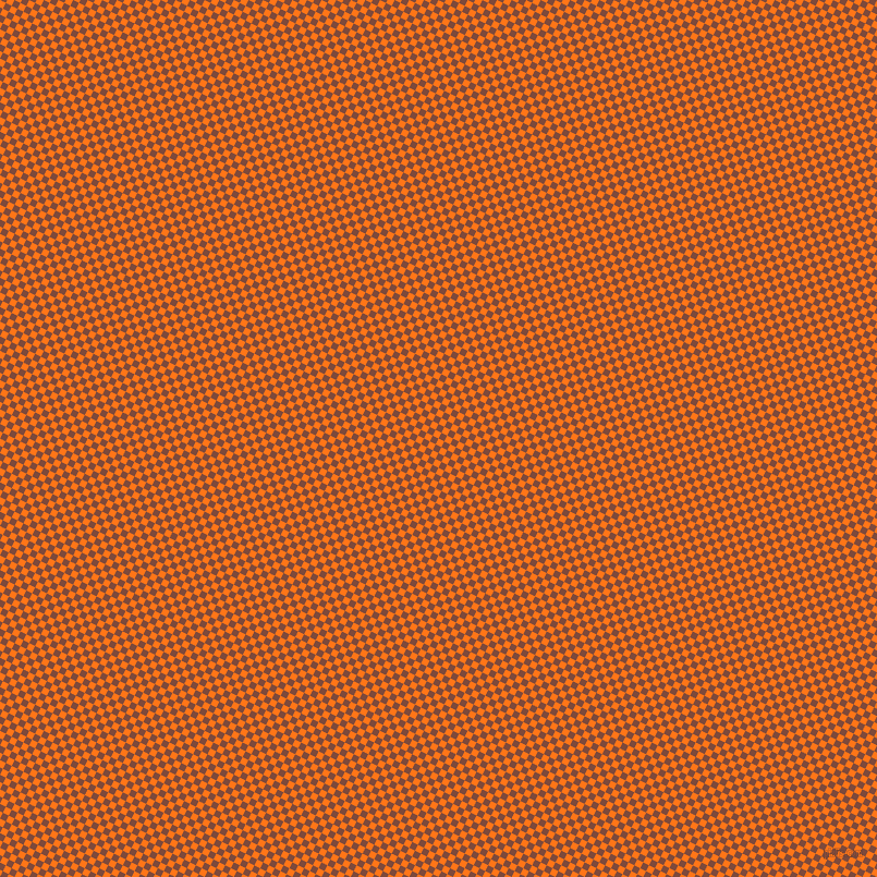 63/153 degree angle diagonal checkered chequered squares checker pattern checkers background, 6 pixel square size, , Pumpkin and Nutmeg checkers chequered checkered squares seamless tileable