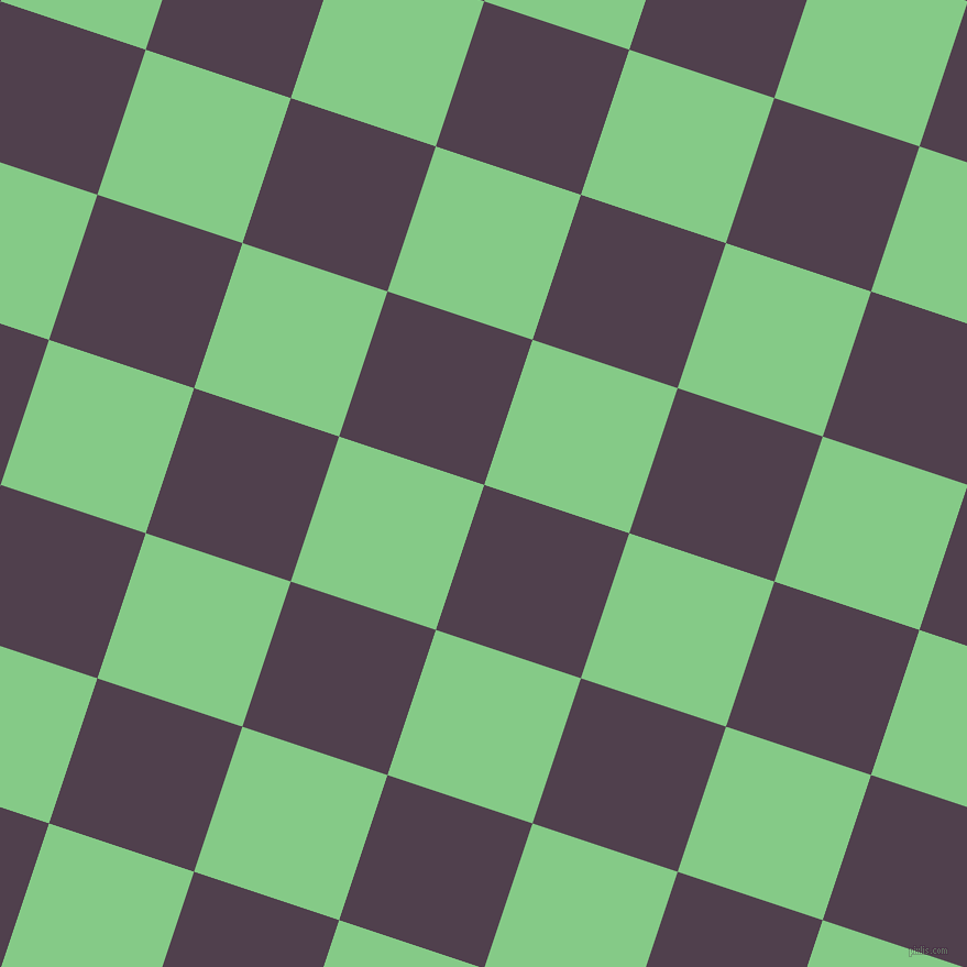 72/162 degree angle diagonal checkered chequered squares checker pattern checkers background, 139 pixel squares size, , Purple Taupe and De York checkers chequered checkered squares seamless tileable